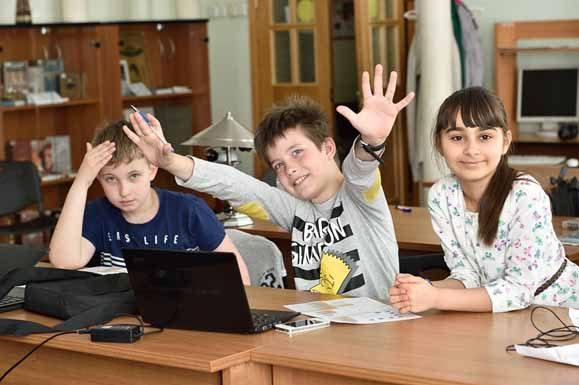 """Навыкам будущего научат в школе программирования для детей """"Алгоритмика"""" Солнечногорск"""